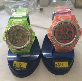 Ohsen kids watch