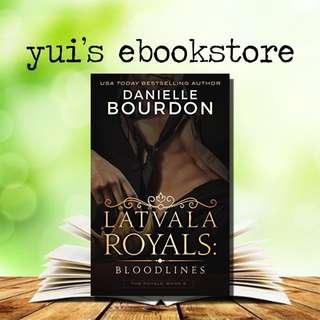 YUI'S EBOOKSTORE - BLOODLINES - LATVALA ROYALS #8