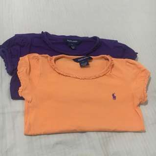 Authentic Ralph Lauren Tops