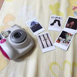 For rent: instax mini 7s