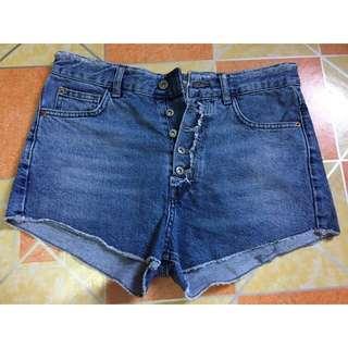 Highwaist Short Jeans