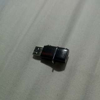 Sandisk 2-in-1 32GB flashdrive