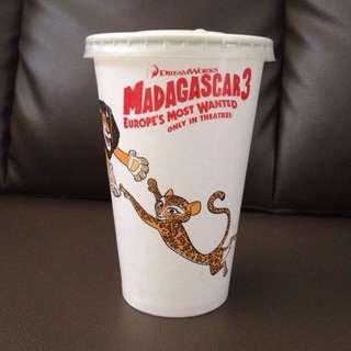McD's HM Madagascar 3 Cup