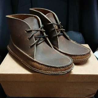 Quoddy tracker boots US9 Made in USA (trickers alden clarks)