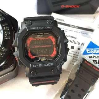 Gshock Red King GX56