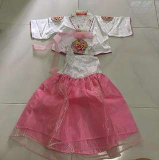 Girl clothes 2-3 Year's old Korea style