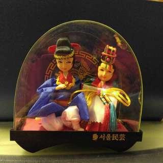 韓國民族擺設裝飾品