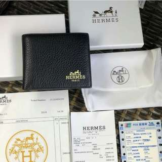 Hermes Paris Men's Wallet