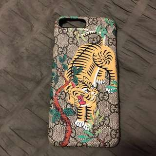 Gucci phone case (iPhone 7plus)