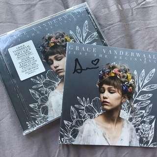 Grace Vanderwaal Signed Album