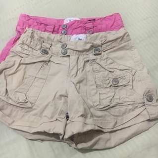 Gap Shorts (size6) girls