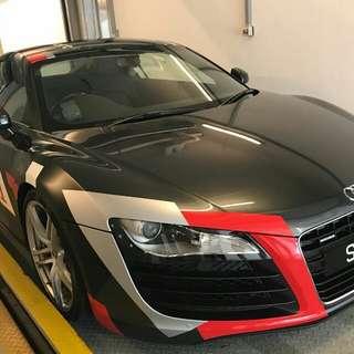 Audi R8 SG