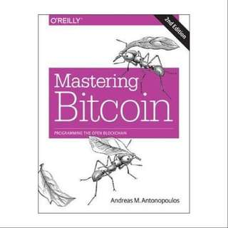 Mastering bitcoins by Andreas Antonopoulos