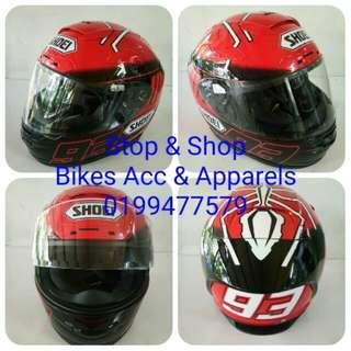 Shoei X12 Marquez