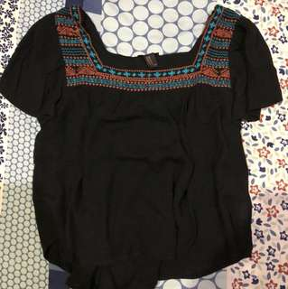 Baju Forever 21 size M