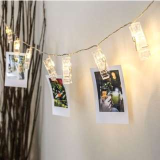 Clips Fairy Lights Rental