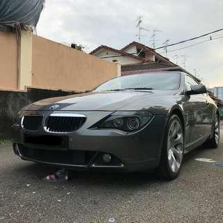 BMW 630i 2008