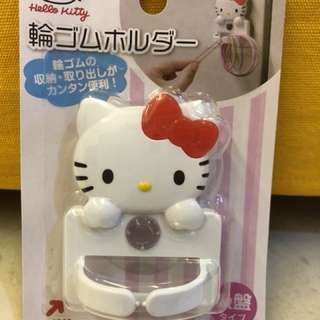 Hello Kitty rubber hand holder