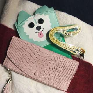 Pouch + Wallet