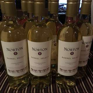 Bodega Norton Barrel Select Chardonnay 2016