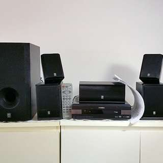 Yamaha Surround Home Entertainment System