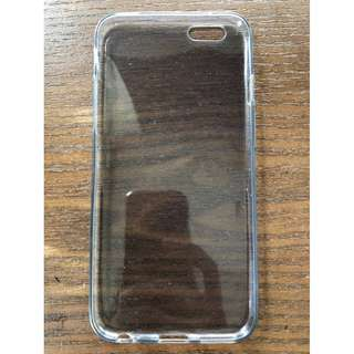 Iphone 6/6s case transparency grey  - NEW