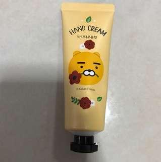 On: the body x kakao hand cream (ryan)