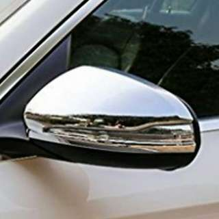 Mercedes Benz wing mirror chrome covers
