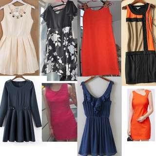 $30 each dresses