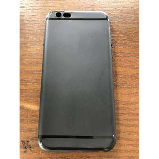 Iphone 6/6s case black  - NEW