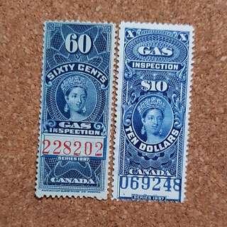 1898 CANADA STAMP MINT