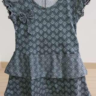 Dress cotton murah