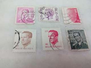 Belgium Stamps #A3