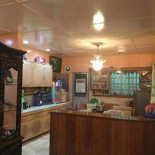 House and lot for sale complete with furnitures