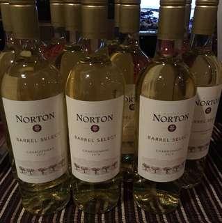 Norton Barrel Select Chardonnay 2016
