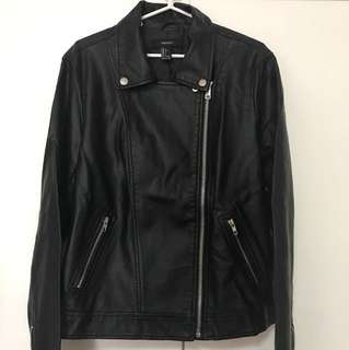 Authentic Forever 21 Faux Leather Jacket