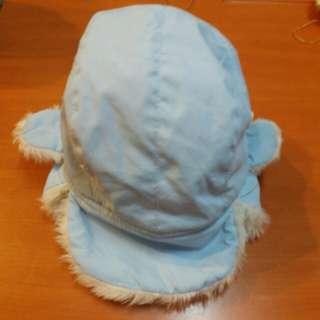 全包式幼兒帽