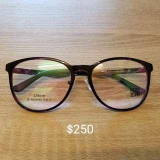 全新眼鏡框