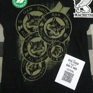 Macbeth Dan Smith Studio Project T-shirt