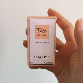 Tresor Lancôme In Love Perfume 5mL