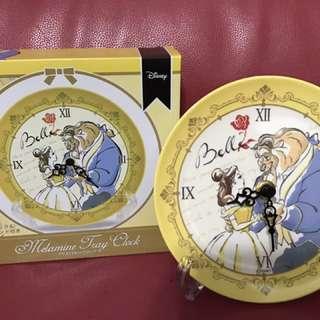 Disney 公主系列 Belle 鐘