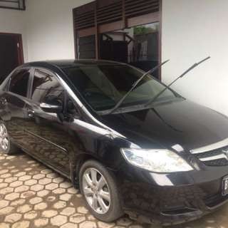 Honda new city 2011