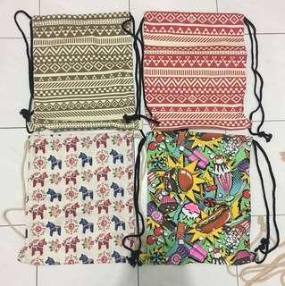 Drawstring Bag CNY SALES