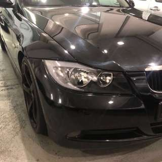 BMW 320I FOR LONG TERM LEASING / CNY LEASING