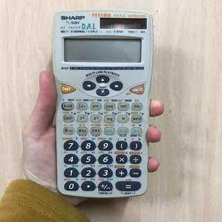 SHARP 計算機