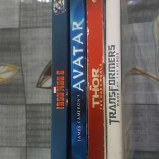 Used bluray..