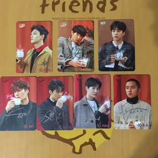 Exo yes card $3/1