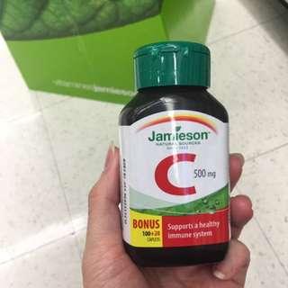 <加拿大直送> Jamieson vitamin C
