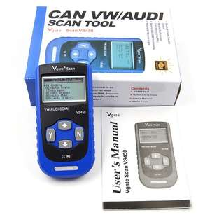 OBD Scanner for All Continental Cars