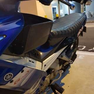 2b bike yamaha spark for rent. No deposit